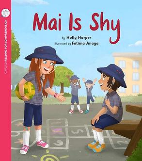 Mai is Shy