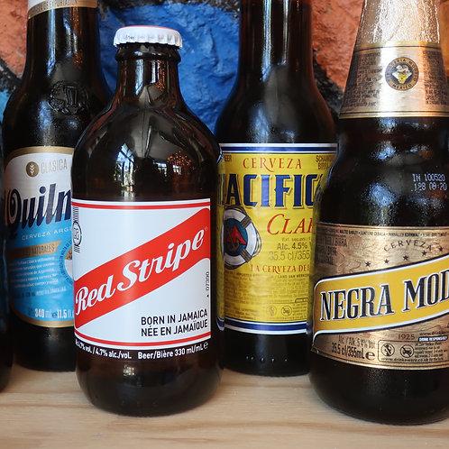 Pack bière découverte