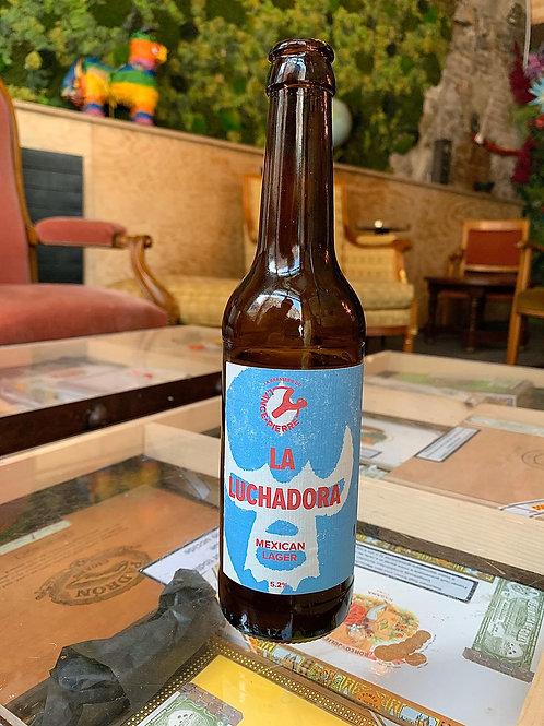 Pack de bières Luchadora