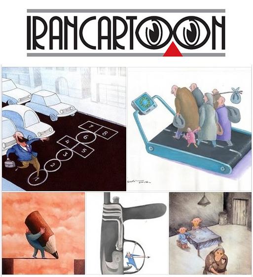 IRANCARTOON: Gallery of Cartoon by Seyran Caferli - Azerbaijan