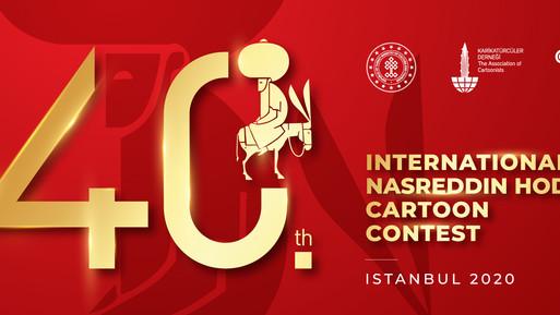 40th INTERNATIONAL NASREDDIN HODJA CARTOON CONTEST-2020, Turkey