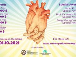 2nd International Organ Donation Cartoon Competition 2021 Ankara Turkey