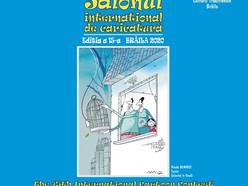 Catalog of the 15th International cartoon contest Braila  -202o, Romania