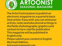 The ARTOONIST SEASONAL MAGAZINE