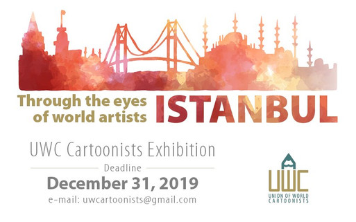 UWC Cartoonists Exhibition'20