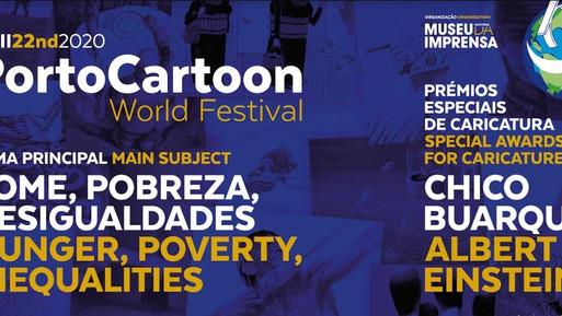 22nd PortoCartoon World Festival-2020
