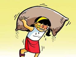 International cartoon exhibition:  the eradication of child labour-2021