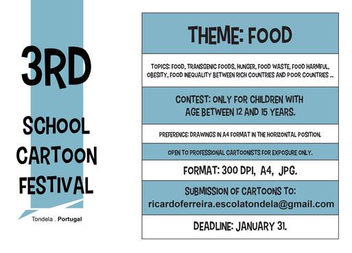 THE III SCHOOL CARTOON FESTIVAL-2020