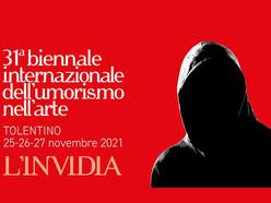 31st International Biennial of Humor in Art-Tolentino - Italy