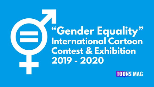 """Gender Equality"" International Cartoon Contest & Exhibition, Norway"