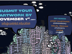 3rd Image of Justice International Cartoon Contest 2021 Canada