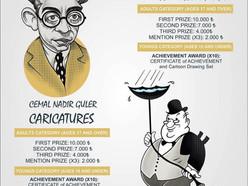 Bursa International Cartoon Contest-2021, Turkey