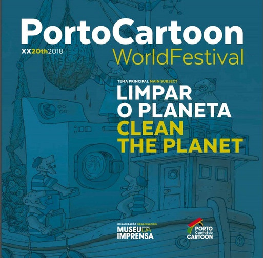 20th PortoCartoon World Festival   Catalogue-2018 PDF