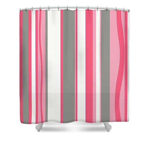 Funky Shower Curtain - Payne | Mid Century Modern Pillows| United ...