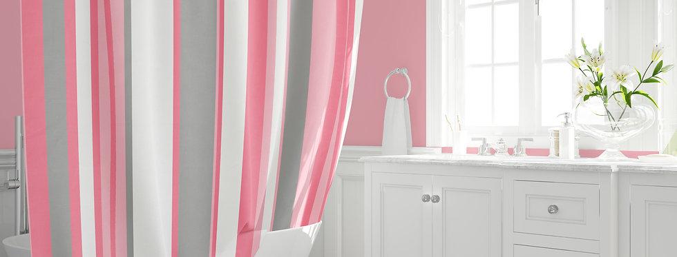 Mid Century Modern Shower Curtain - Payne