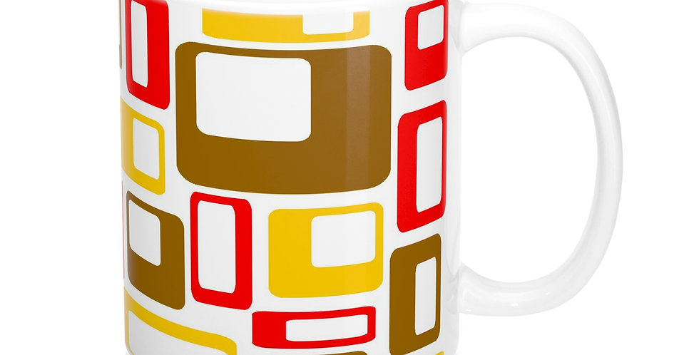 retro coffee cup