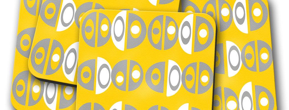 Crash Pad Designs Coaster-  C0041