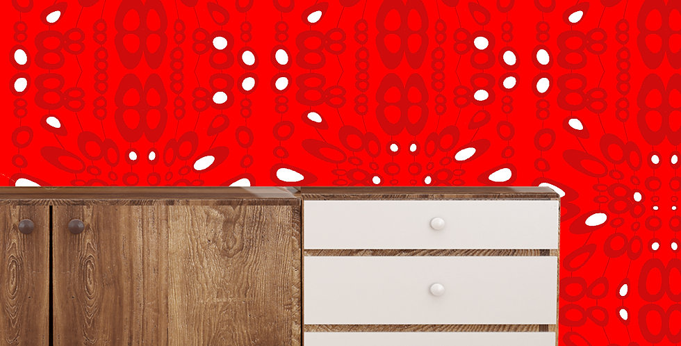 Haywood - Mid Century Modern Wallpaper