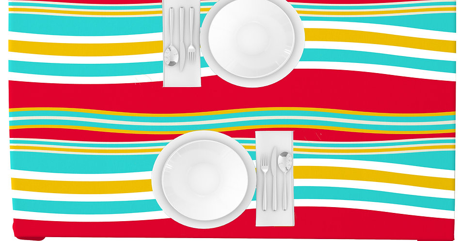 Modern Tablecloth -Alfred