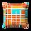 Thumbnail: Mod Throw Pillow - Austin