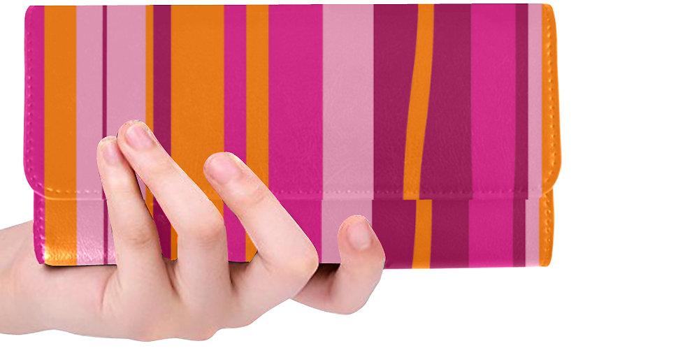 Pink/Orange Wallet