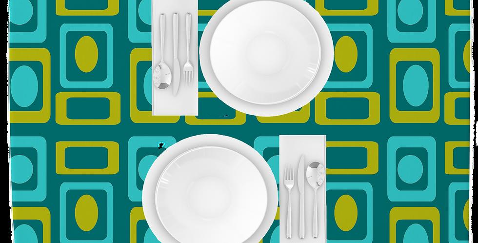 Modern Tablecloth - Sherman