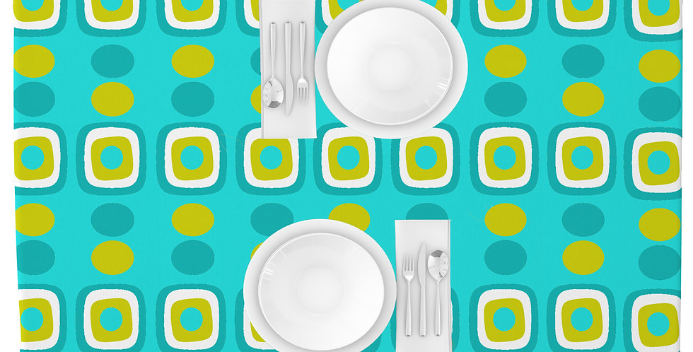 Modern Tablecloth - Sylvester
