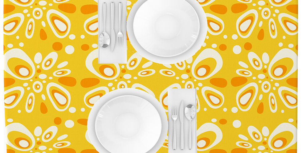 Modern Tablecloth -Sidney