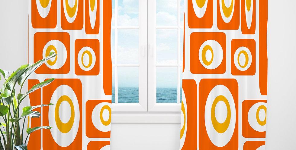 Mid Century Modern Curtains -Dennis