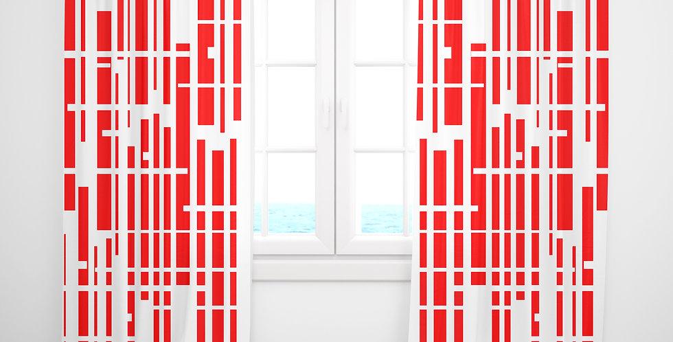 Mid Century Modern Curtains - Morris