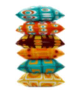 Crash Pad Designs midcentury pillow smal
