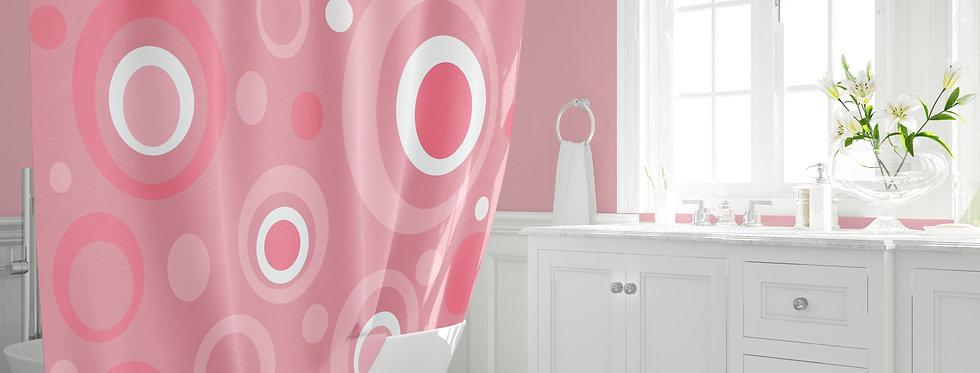 Mid Century Modern Shower Curtain - Pearson
