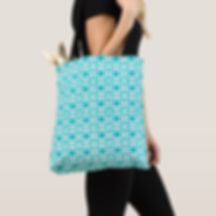 crash pad designs blue breeze block TOTE