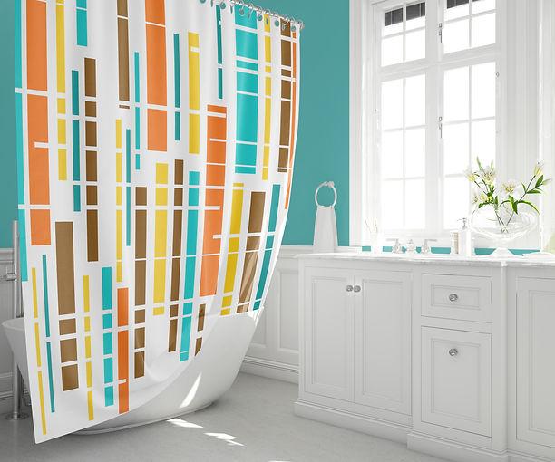 crash pad designs duncan shower curtain