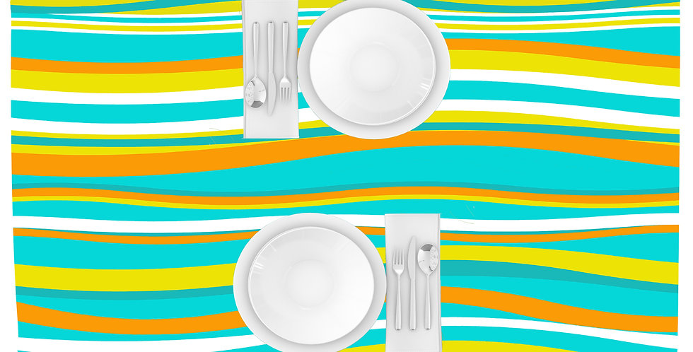 Modern Tablecloth - Stanton