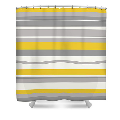 Funky Shower Curtain   Jacob