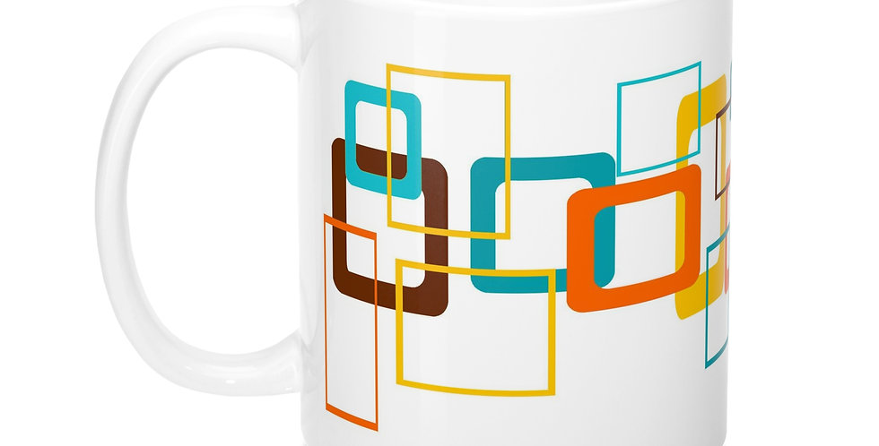 retro design drinkware