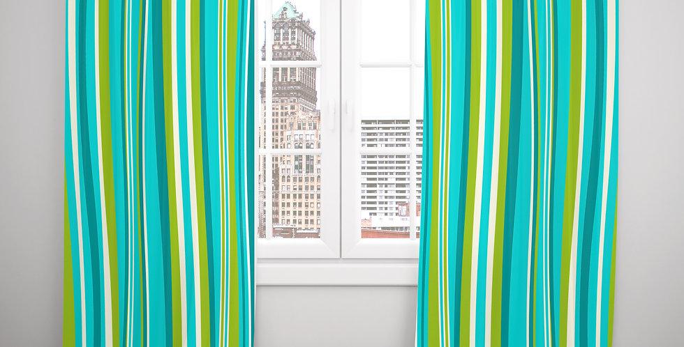 Mid Century Modern Curtains - Julius