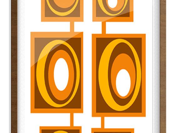 Mid Century Modern Poster 0002