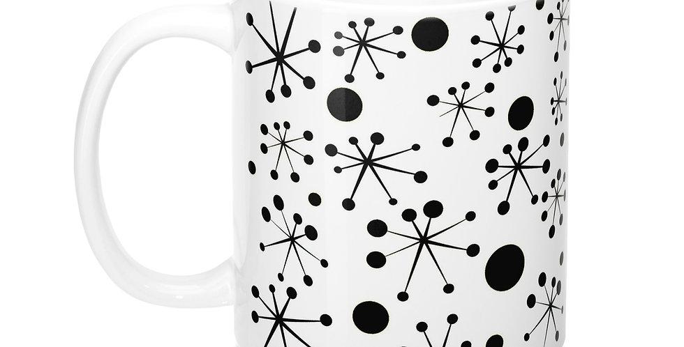 mod coffee mug