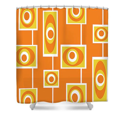 Funky Shower Curtain   Jay