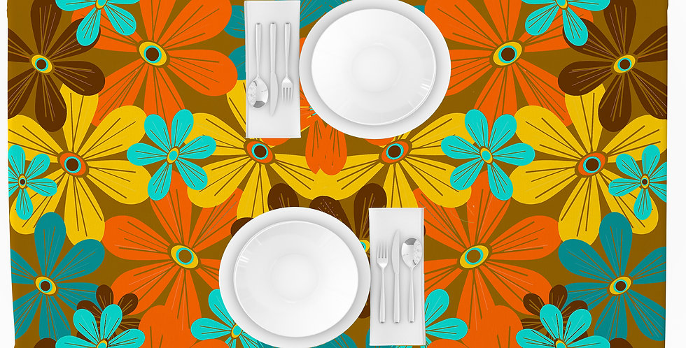 Modern Tablecloth - Lester