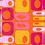 Thumbnail: Retro Orange Beach Towel