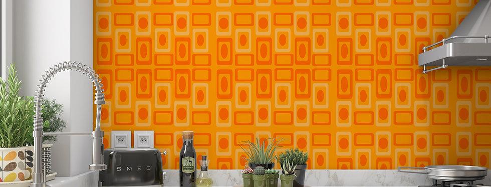 Langston - Mid Century Modern Wallpaper