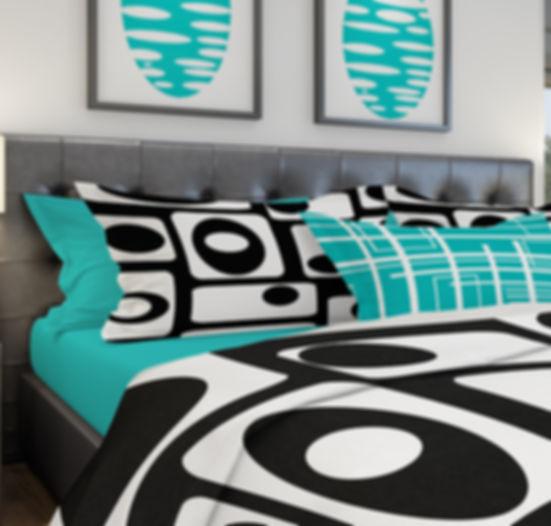 crash pad designs  modern  Weber bedding