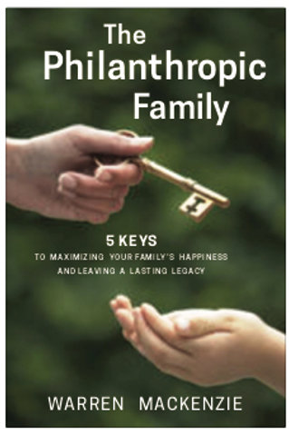 The Philanthropic Family - Paperback