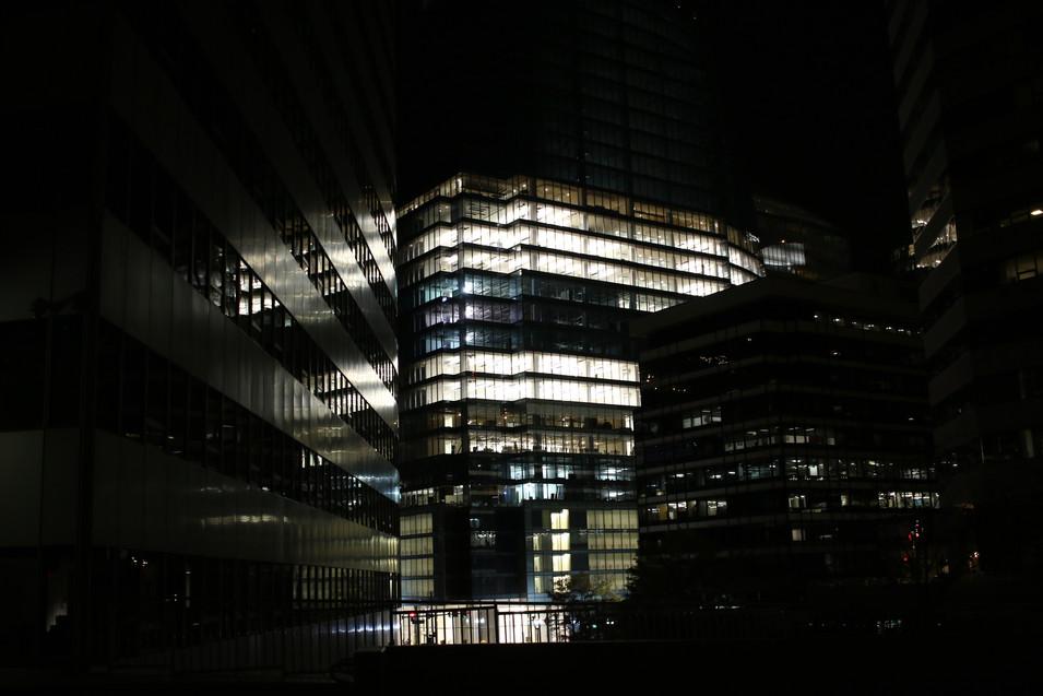 Freedom Park at Midnight