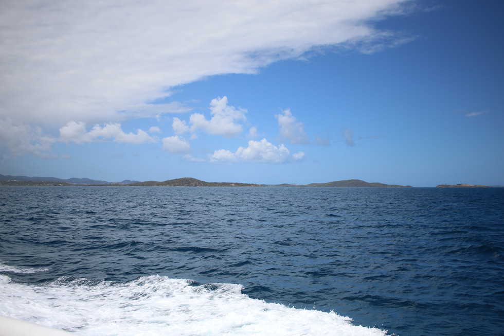 Looking back at PR from Vieques Ferry