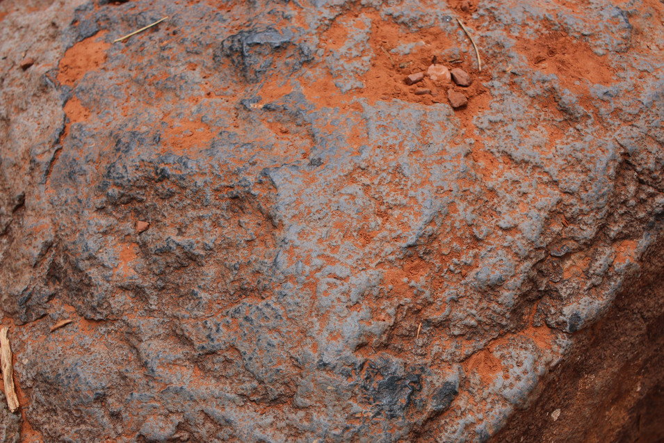 Red Rock Dust