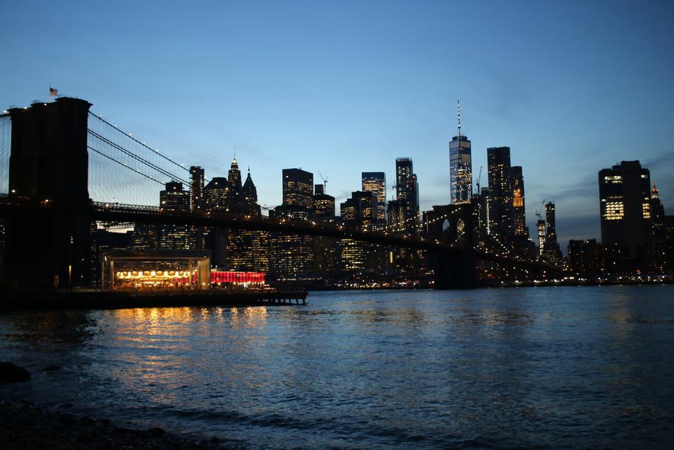 The Brooklyn Bridge Carousel